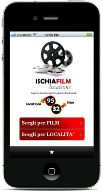 App per movie tours