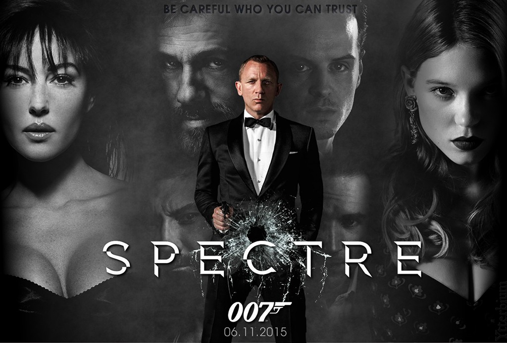Roma james-Bond 007 spectre