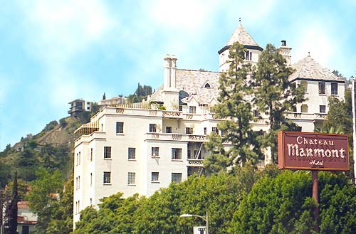 L'hotel Chateau Marmont